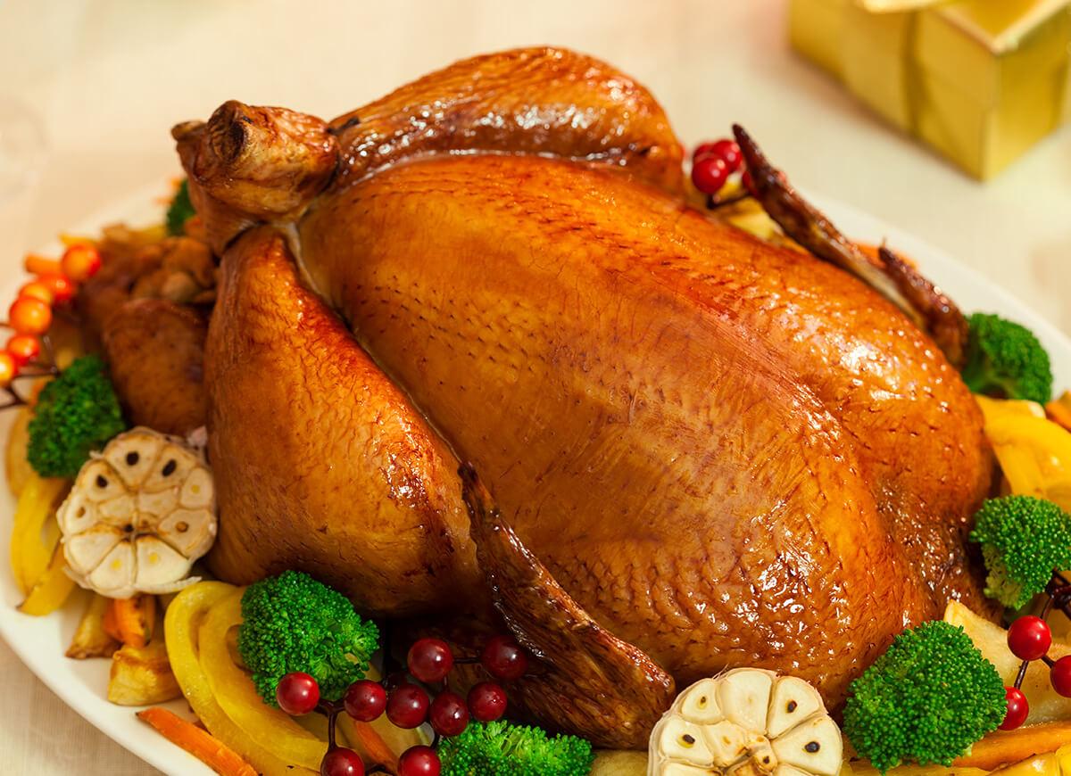 Receta del pavo relleno navideño - ASPIC Instituto Gastronómico