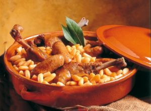 la gastronomía francesa