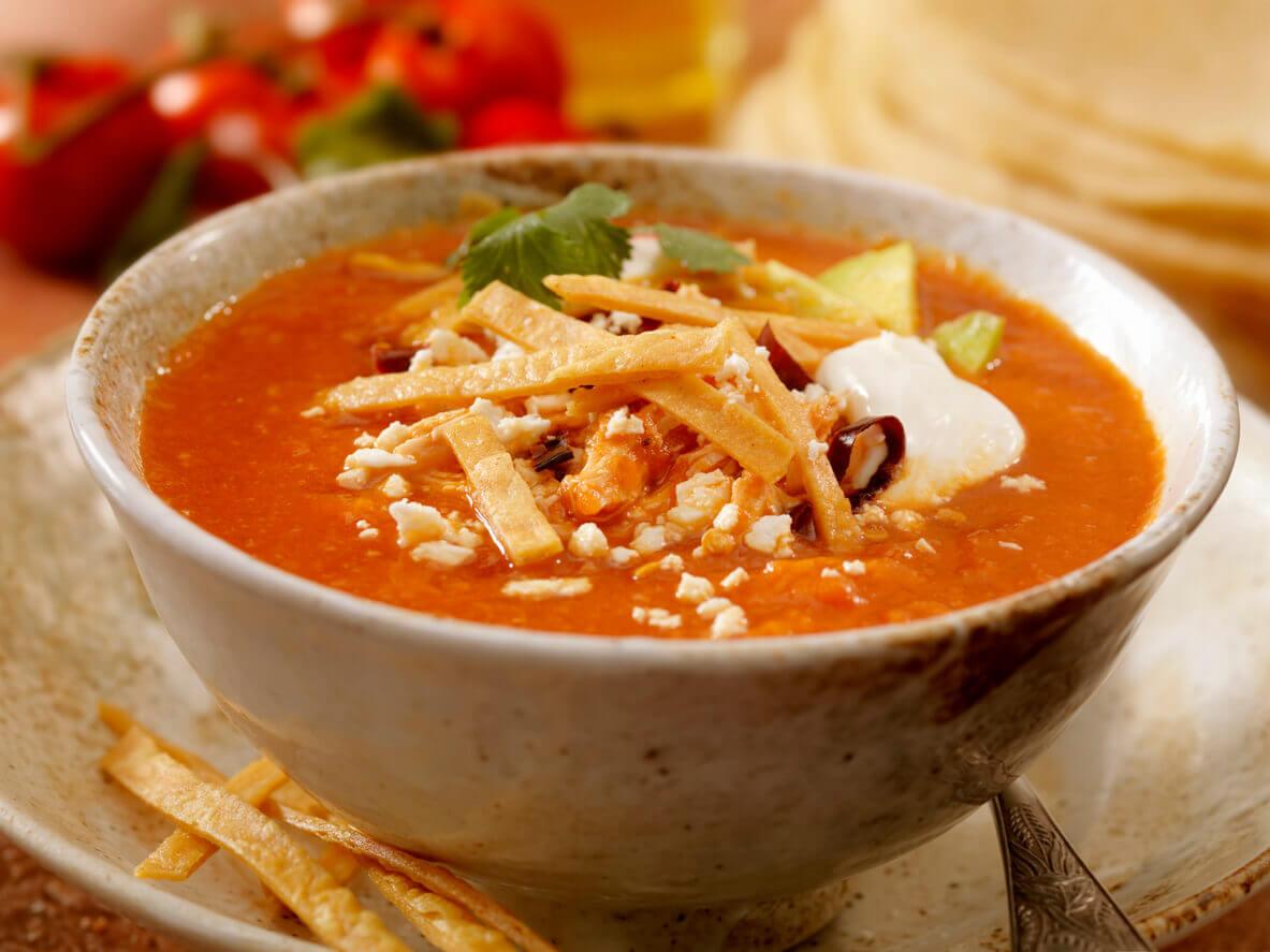 10 Deliciosas Recetas De Cocina Mexicana Tradicional Aspic